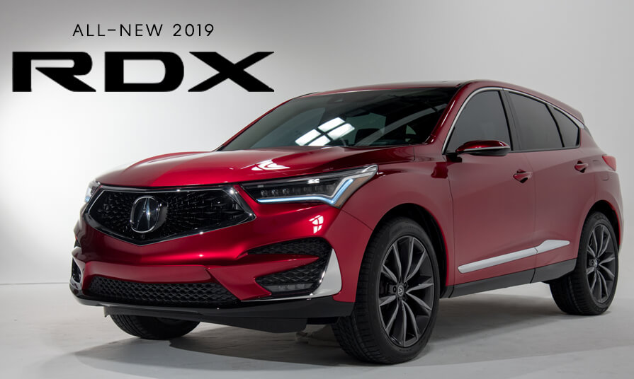 2019 Acura RDX | Now Available in Gatineau Acura, near Ottawa