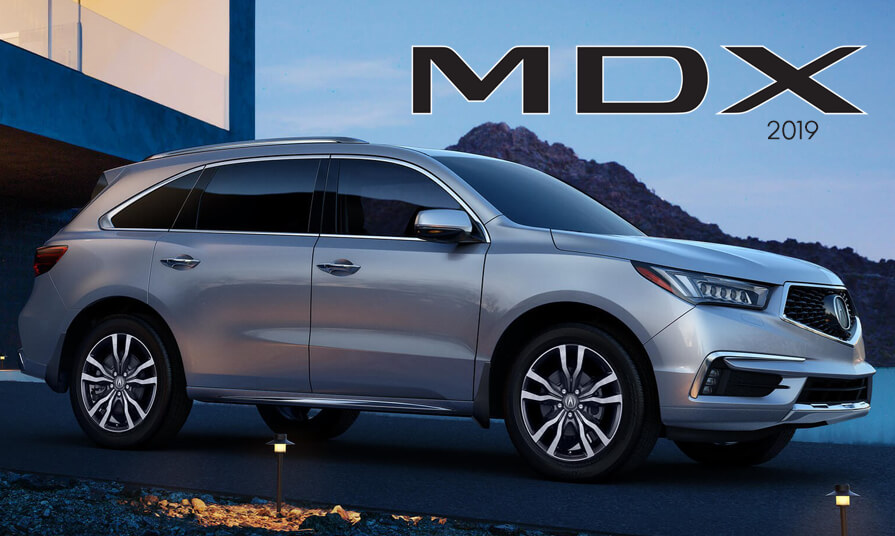 Acura MDX SUV Available At Gatineau Acura - Acura mdx replacement parts
