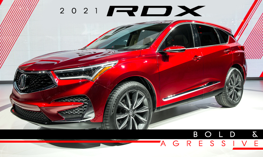 what does the future hold for us in the 2021 acura rdx