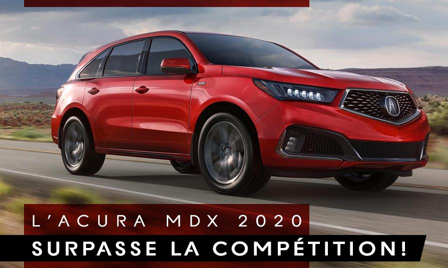 Acura MDX 2020