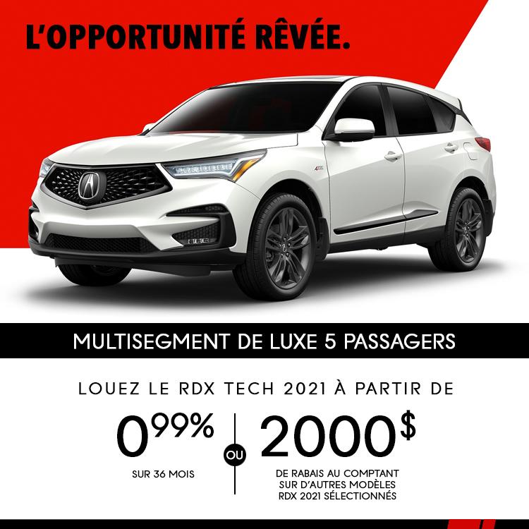 Acura RDX 2021